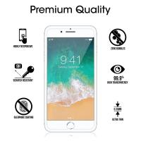 Quality Daily Protection Full Screen Iphone 6s Screen Protector , Smudge Free Screen Protector Iphone 6 7 8 for sale
