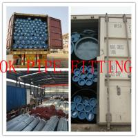 Quality Submerged arc welded spiral steel Pipe & Tubings  NACE MR0175 for sale