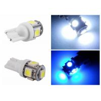Buy Red Green Yellow Blue Automotive LED Light Bulbs 12V / 24V 360 Degree Beam Angle at wholesale prices