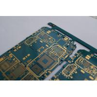 Quality Blue Solder Smart Phone HDI PCB Printed Circuit Board Manufacturer for sale