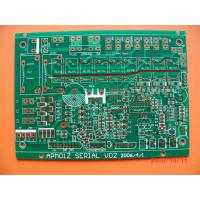 Quality 2 Layer 0.2mm FR4 Single Sided PCB Circuit Boards for Air Condition for sale
