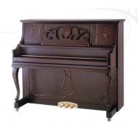 Quality 125cm First Class Imported Walnut Wooden Acoustic Upright Piano Excellent Handcraft OEM AG-125Y2 for sale