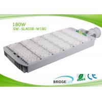 Quality IP65 180w LED Roadway Lighting 130lm / W Angle Adjustabe For Both Vertical And Horizontal Pole for sale