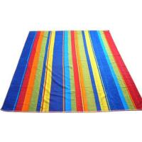 Quality Double Size Velour Beach Towel (BT-0002) for sale