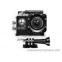 Quality 30m Waterproof Remote Control Underwater Camera , Full Hd 1080p Action Camera for sale