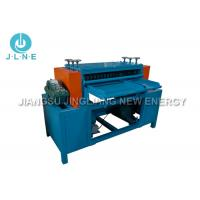 Quality Aluminum Copper Separator Machine For Scrap Air Conditioner Radiator for sale