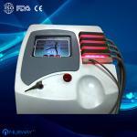 Quality 650nm plus 940nm Laser Liposuction Equipment / Lipo laser slimming machine for sale