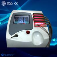 Quality Lipo Laser Slimming Machine portable Fat Reduction For body shaping for sale