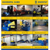 Hydrualic scrap metal baler with UK brand and CE
