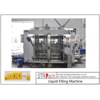 Buy Net Weigh 6 Head Liquid Filling Machine For Pesticide Chemicals And Fertilizer at wholesale prices