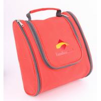 Quality Polyester Outdoor Hanging Toiletry Kit for sale