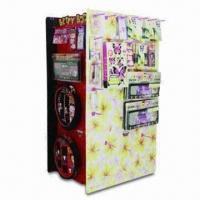Quality Cardboard Display with Four-color Offset Printing, Displays Sized 19.6 x 14.6 x 55.2 Inches for sale