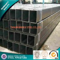 Quality Fluid 2 Square Steel Tubing , ASTM A53 ERW Large Diameter Steel Pipe for sale