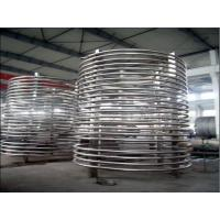 China Titanium coiled pipe on sale