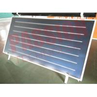 Quality 2 Sqm Flat Plate Solar Collector , Tempered Glass Solar Energy Collectors For Heating for sale