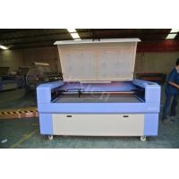 Quality 1610 CNC CO2 Laser cutting machine for MDF  / plywood / cloth / acrylic for sale