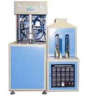 Quality 1400Kg Semi Automatic PET Bottle Blowing Machine Plastic Stretch Molding Equipment for sale