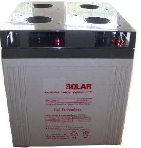 Quality Solar & Wind Storage Battery 2V1500ah (NPG1500-2) for sale