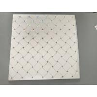 Quality Easy Maintenance PVC Ceiling Tiles For Restaurant / Hotel OEM / ODM Design for sale
