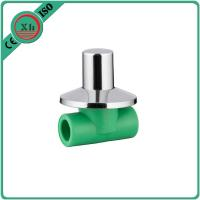 Quality Economic Ppr Concealed Valve , Durable Concealed Stop Valve Fusion Welding for sale