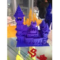 Quality 3d Printing Demo Stereolithography Rapid Prototyping for Building Model for sale
