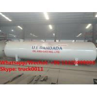 Buy cheap HOT SALE! Factory sale good price CLW Brand 70cubic meters bulk propane gas from wholesalers