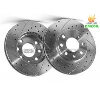 Quality Mazda Auto Brake Parts Excellent Heat Dissipation Performance Ensure Safe Driving for sale