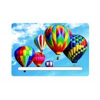 Quality Custom Beautiful Balloon 3d  Fridge Magnets 7x11cm With Notepad  For Souvenir Gifts for sale