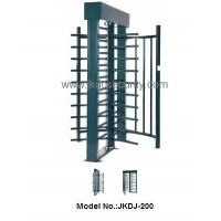 Buy Semi-automatic pedestrain gate/boom barrier full height turnstile price at wholesale prices
