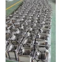China Supply titanium coiled pipe with spiral tube for heat exchanger use on sale