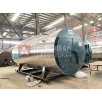 Quality Industrial Gas Oil Fired Hot Water Boiler For Greenhouse Heating System for sale