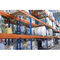 Quality Heavy duty warehouse steel pallet racking system for sale