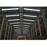 Quality Additional Light Steel Frame Construction , Structural Steel Roof Framing Size Optional for sale