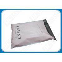 Quality Courier Bags White Self-seal Plastic Mailing Envelopes With Strong Glue for sale