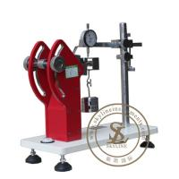 Quality Leather Shoe Testing Machine , Insole Back Part Stiffness Testing Machine for sale
