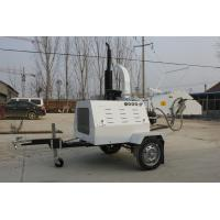 Quality Diesel Engine Wood Chipping Machine  for sale