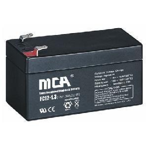 Quality Sealed Lead Acid Battery 12V1.3ah (FC12-1.3) for sale