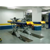 Buy Pneumatic Rack Insurance Hydraulic Car Lift 3.5T Capacity , Auto Car Lift at wholesale prices