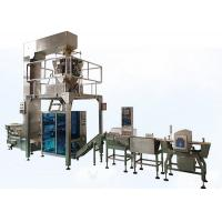 Buy Puffed Food VFFS Packaging Machine for Potato Chips with Electronic Multi-head at wholesale prices