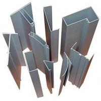 Quality Anodize Aluminum Extrusion Curtain Wall Profile for Industrial Buildings for sale