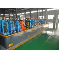 Quality High Performance Steel Pipe Making Machine , Welding Tube Mill Machine for sale