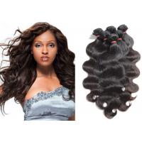 Quality Bouncy Natural Wave Virgin Brazilian Curly Hair Extensions For Dream Girl for sale