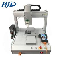 Buy cheap Epoxy Resin AB Glue 3 Axis Dispensing Robot Potting Coating Machine Automatic from wholesalers