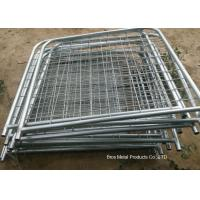 Quality Pre Galvanized Steel Wire Farm Mesh Fencing 4 FT For Livestock Protection I Type for sale