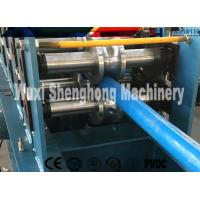 Quality Galvanized Down Pipe Roll Forming Machine Unique High Speed for sale