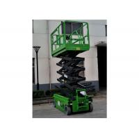 Quality 972kg Self Propelled Aerial Work Platform 6m Max Height Scissor Platform Lift for sale