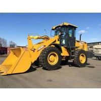 Buy cheap LW300FN Heavy Earth Moving Machinery / 3 Ton Rc Hydraulic Front Wheel Loader from wholesalers