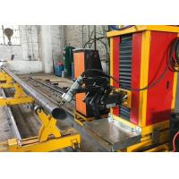 China Computerized IPC-CNC Pipe Bending Machine With 360 Degree Rotation Function on sale