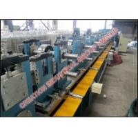 Buy cheap CZ Shapes Interchangeable Purlin Roll Forming Machines with High Speed and Good from wholesalers
