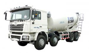 Quality G16NX 16m3 Volumetric Mixer Truck , 280kw Cement Mixing Truck for sale